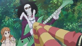 One Piece Episódio 765