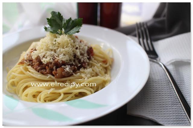 spaghetti bologness
