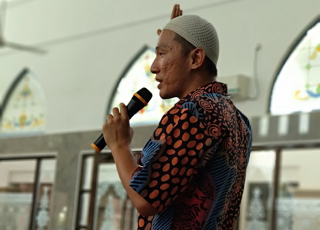 Felix Siauw: Sarana Hidayah Datang Melalui 212