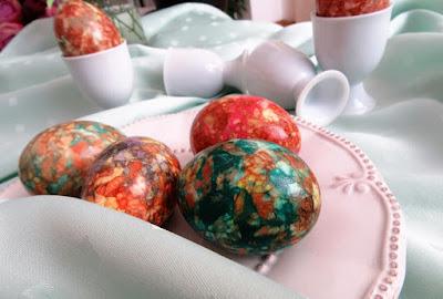 Mramorna jaja / Marble eggs