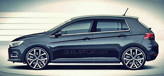 2018 volkswagen polo. brilliant volkswagen 2018 vw polo these look pretty realistic since they just like a  small golf which is what the current polo looks like for volkswagen polo