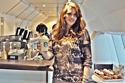 Starbucks x SBB: ein Frappuccino on board!