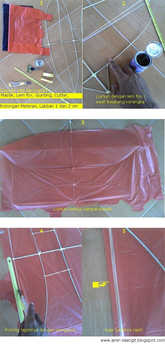 Cara Membuat Layang Layang Kotak : membuat, layang, kotak, Keren, Membuat, Layang, Sendaren, Cummings