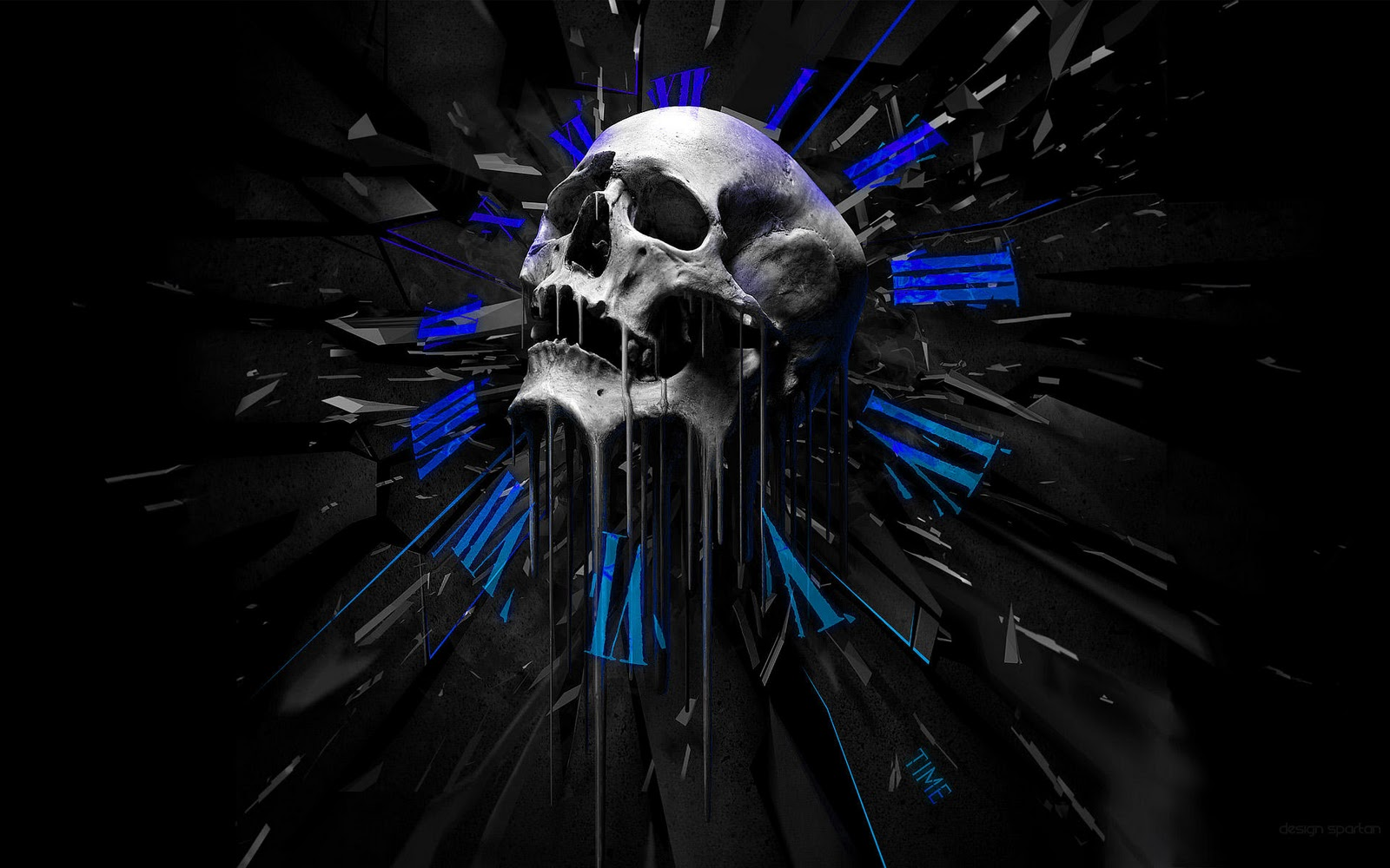 PicturesPool: Skull Wallpapers | Skeleton Wallpapers 3DWallpapers