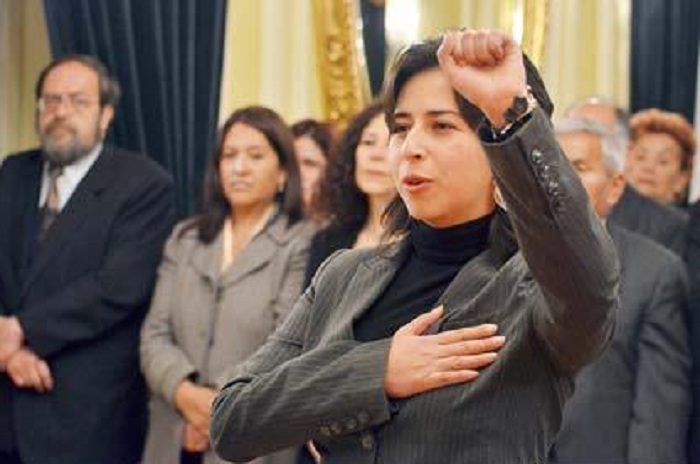 Chacón renunció al gabinete de Morales luego de la represión en Chaparina / ARCHIVOS