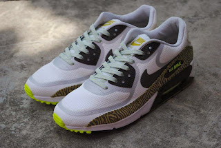 Nike Air Max 90 Premium Tape Reflective Zebra Pack ~ solewhat1
