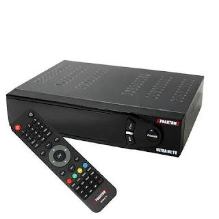 NOVA ATUALIZAÇÃO PHANTOM ULTRA HD TV V-8.04.16