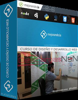 Mejorandola: Curso de diseño y desarrollo web