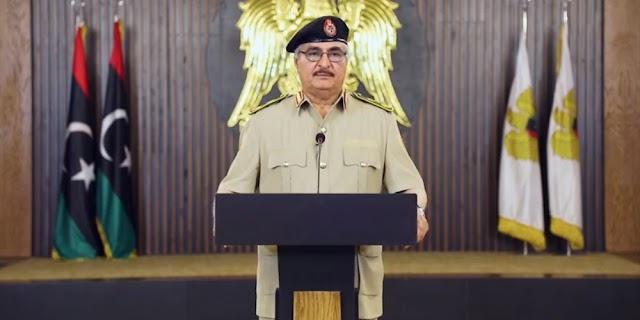 Ραγδαίες εξελίξεις: Ο Χαφτάρ απορρίπτει την εκεχειρία στη Λιβύη και μιλάει για «τέχνασμα Σάρατζ»
