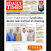 NAIJA NEWSPAPERS: TODAY'S THE DAILY TIMES NEWSPAPER HEADLINES [19 OCTOBER, 2017].