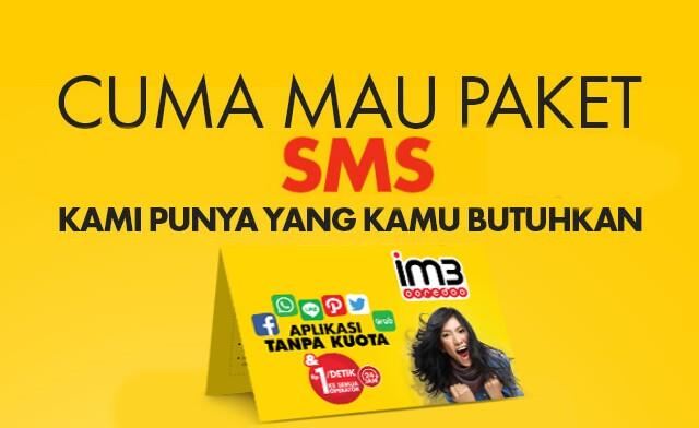 Inilah Cara Daftar Dan Cek Pulsa Sms Im3 Indosat Terbaru Alroud Blog