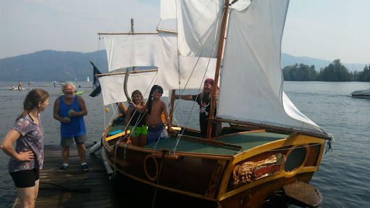 Sandpoint Pirate Ship