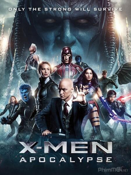 Di nhan 7: Cuoc chien chong Apocalypse - X-Men: Apocalypse 2016 Vietsub