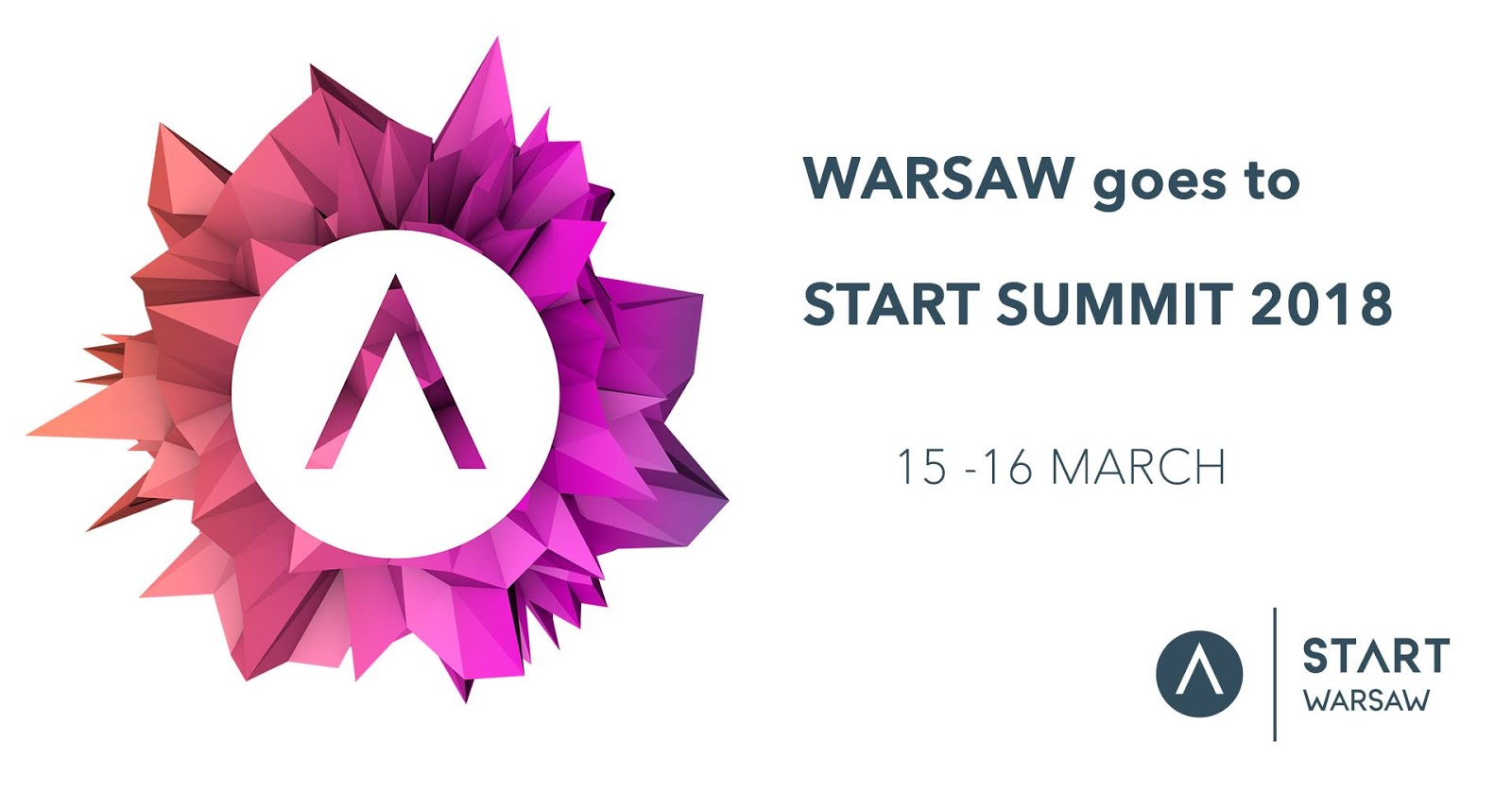 Start Warsaw team at Start Summit 2018