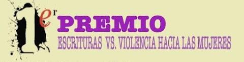 CONVOCATORIA 1er. Premio Escrituras VS Violencia hacia las mujeres | Editorial e-ñ