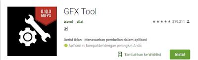 aplikasi GFX Tools