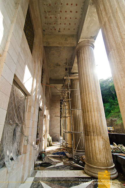 Temple of Leah Cebu Construction