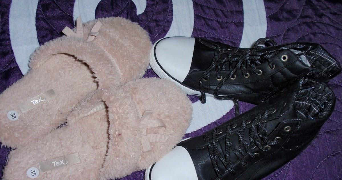 mejores zapatillas de deporte cd362 92e23 El rinconcito de Lowanna: Mini Haul de Zapatillas en Carrefour