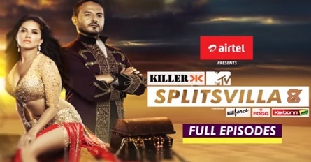 MTV Splitsvilla Season 8 Reality Show on Star Plus wiki, Timings, Contestants List, judges, starting date, MTV Splitsvilla Season 8 host, promos, winner list
