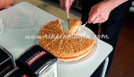 porciones de tartas sin gluten