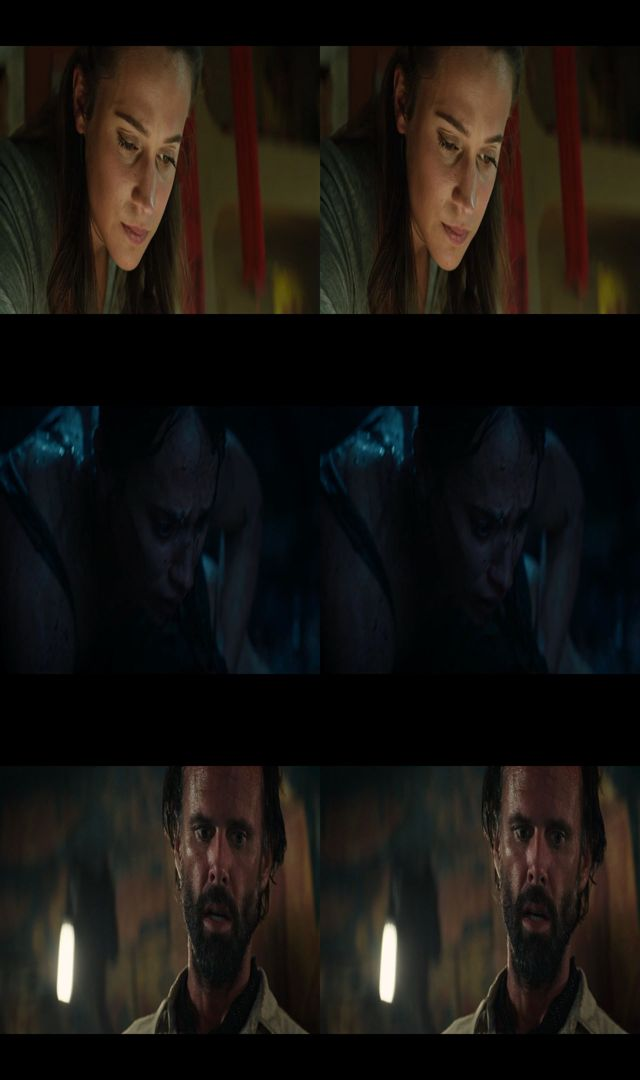 Tomb Raider: Las aventuras de Lara Croft (2018) 3D SBS Latino