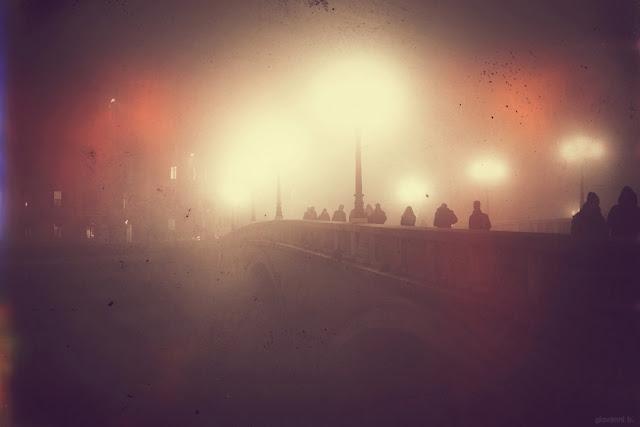 Ispirata dalla poesia Nebbia di Giovanni Pascoli