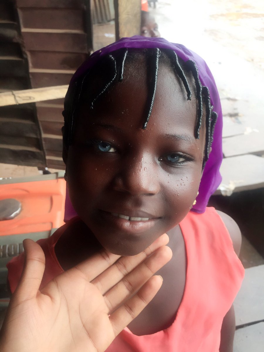 young niger girl nude