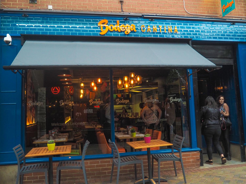 Bodega Cantina Leicester