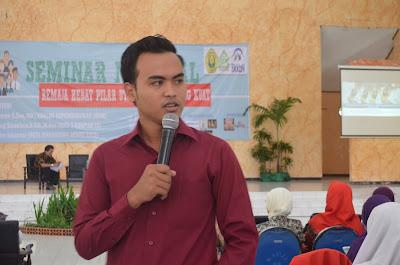 Haydar Iskandar Pembicara Smeinar Training Motivasi