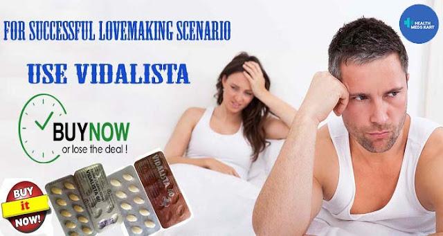 Buy Vidalista Tablets Online