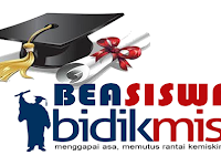 INFORMASI PENDAFTARAN BEASISWA BIDIKMISI 2021-2022