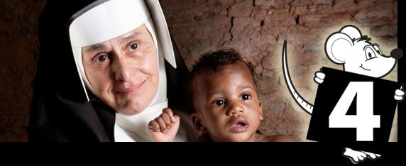 Irmã Dulce - Nota 04 de 05