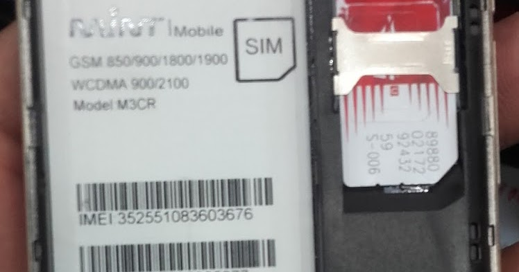 Mint M3CR Firmware Flash File Sp7731 6 0 (Stock ROM)