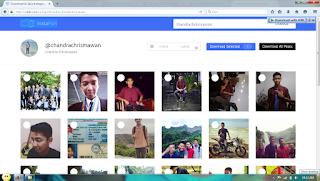 Cara Mudah Download Foto dan Video Instagram di PC