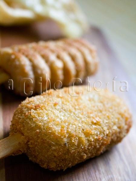 Deliciosos polos fritos