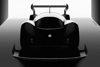 Volkswagen PPIHC Electric Prototype 2018 Front
