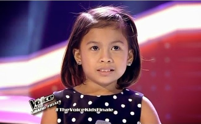 Lyca Gairanod is the First Ever The Voice Kids Philippines Grand Champion