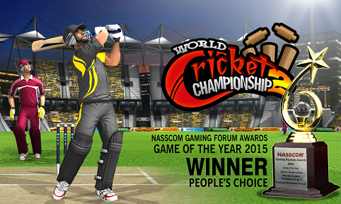 Download World Cricket Championship 2 MOD APK Unlocked Game