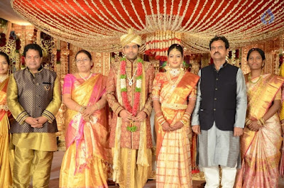 celebrities_at_sana_yadi_reddy_son_nikhilesh_reddy_wedding