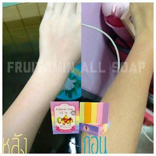 Image result for Kandungan Fruitamin Soap hd