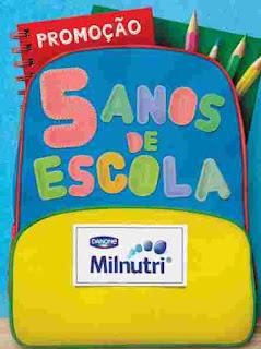 Cadastrar Promoção Milnutri 2018 Cinco Anos de Escola Leites e Cereais Milnutri