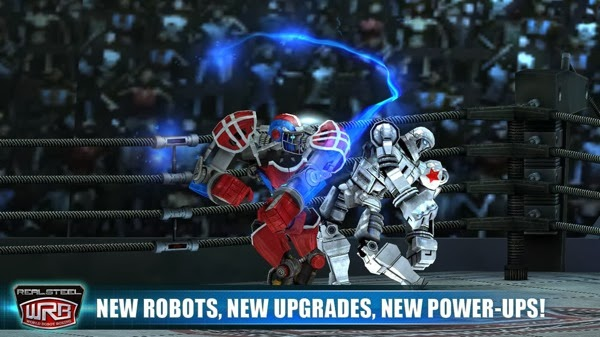 game Real Steel World