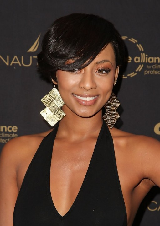 Brilliant Short Choppy Hairstyles With Short Hairstyles For Black Women Fulllsitofus