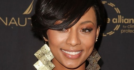 Hairstyles With Bangs African American 2014: Short