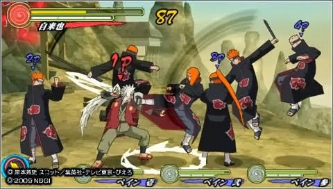 Naruto ultimate ninja storm 3 download psp