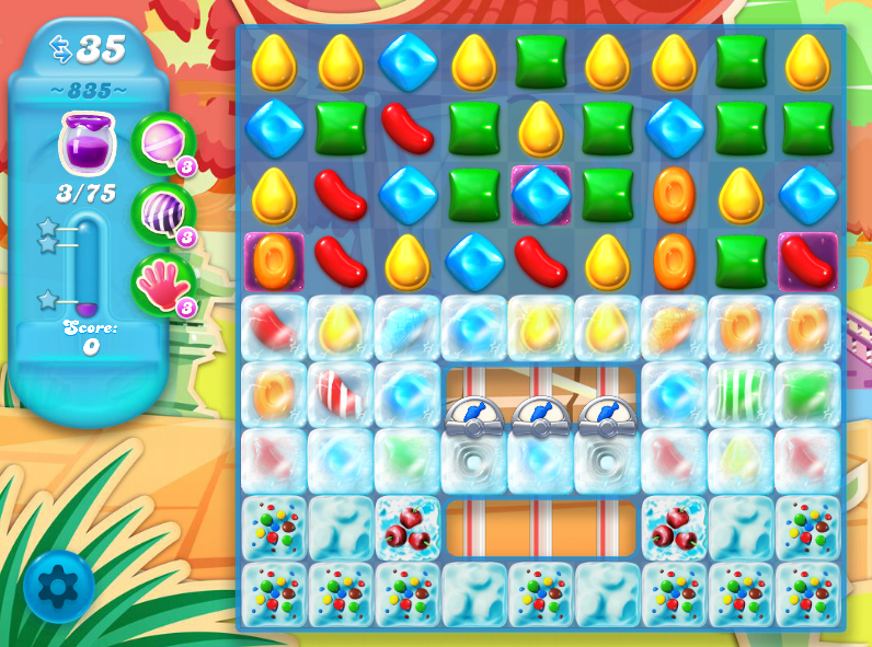 Candy Crush Soda Saga 835