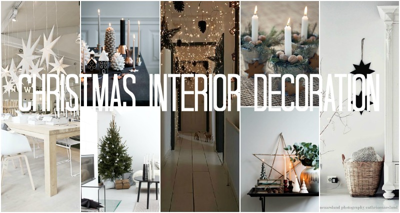 Christmas decoration inspiration interior