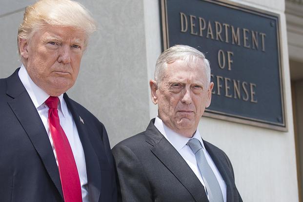 Pengunduran Diri Menhan Jim Mattis Bisa Membahayakan Masa Depan AS