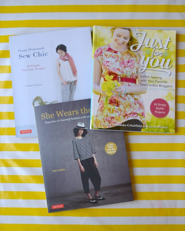 Sewing Aspirations in 2016 and a GIVEAWAY: CLOSED