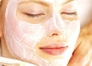Крахмальные маски для омоложения кожи лица